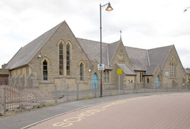 St Thomas's Primary School, St Thomas Cricle, Werneth, Oldham