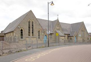 St Thomas's Primary School, St Thomas Cricle, Werneth, Oldham