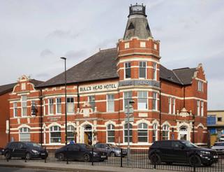 Bull's Head Hotel, High Street, Walkden, Salford