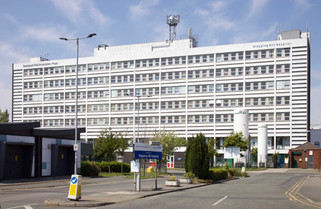 Stepping Hill Hospital, Bramhall Moor Lane, Stockport