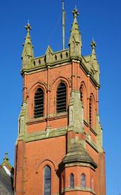 All Saints Church, Kirkbank Street, Oldham Edge, Oldham