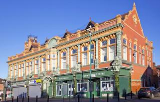 Beswick Co-operative Society building, North Road, Northmoor