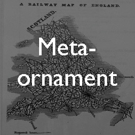 Meta-ornament: railway tracks