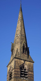 Church of St John the Evangelist, Ashley Road, Altrincham