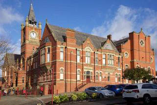 Dukinfield Town Hall, King Street/Chapel Street, Dukinfield, Tameside