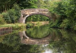 Liverpool & Leeds Canal, Langtree, Wigan