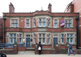 Former police station, Wilmslow Road, Didsbury