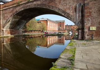 Castlefield canal basin