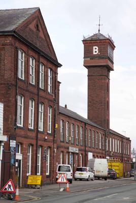 Battersby Hat works, Hempshaw Lane, Offerton, Stockport
