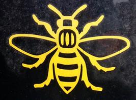 Car sticker, Heaton Moor, Stockport