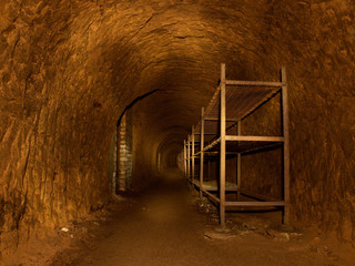 Stockport air-raid shelters