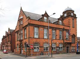 Atherton Town Hall, Bolton Road, Atherton