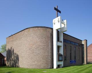 All Saints Church, Hale Road, Hale Barns, Trafford
