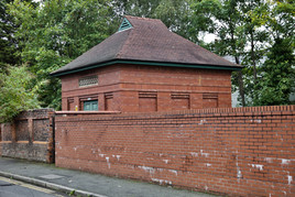 Substation, Raleigh Close, West Didsbury