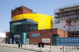 Moss Side Leisure Centre, Hulme High Street, Moss Side