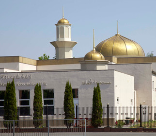 Darul Amaan Mosque, Greenheys Lane, Hulme