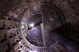 Inspection chamber, Medlock culvert, Bradford