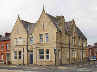 Former police station, Oldham Road, Failsworth