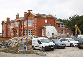 Former Hyde Clarendon College, Clarendon Road, Newton, Hyde
