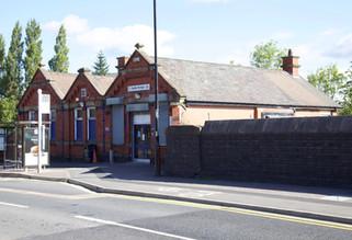 Guide Bridge railway station, Guide Lane, Guide Bride, Ashton-under-Lyne
