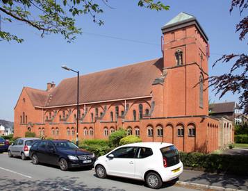 Altrincham United Reform Church, Ashley Road, Hale, Trafford