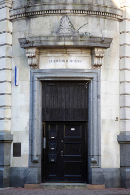 Stamford House, Stamford Street Central, Ashton-under-Lyne
