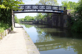 Throstle Nest Bridge, Bridgewater Canal, Trafford
