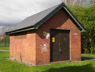 Substation, Robinswood Road, Wythenshawe