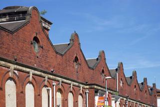 Carpet warehouse, Rainforth Street, Longsight