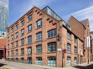 Former warehouse, Gilbert Street