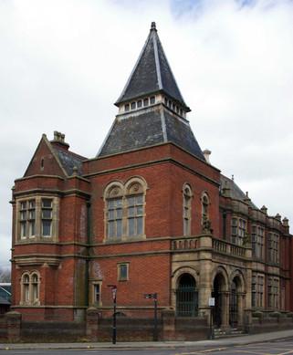 Hindley Library, Market Street, Hindley