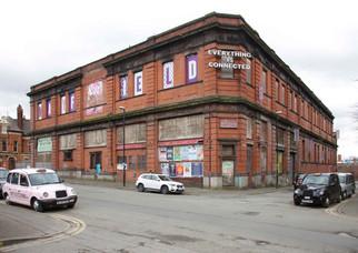 Mayfield railway station, Fairfield Street