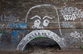 Railway arch, viaducts over the River Irwell, St George's