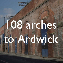 108 arches to Ardwick: the view from below