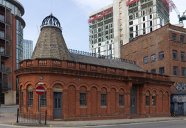 Former police station, Chapel Street, Salford
