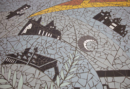 Mosaic, The Forum, Wythenshawe