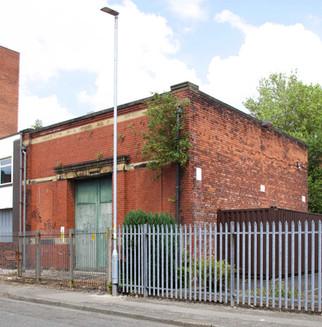 Substation, Skerton Road, Old Trafford