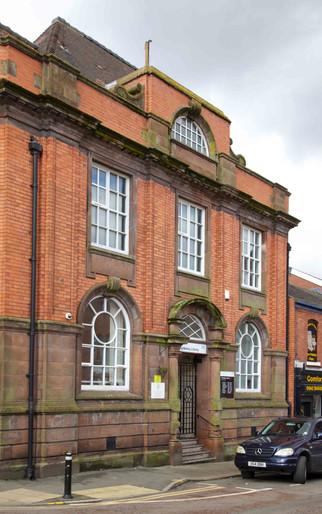 Tyldesley Library, Stanley Street, Tyldesley