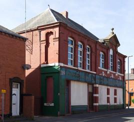 Oldham Industrial Cooperative Society Ltd, Garforth Street, Chadderton