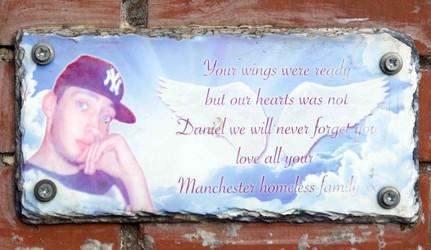 Daniel, Trinity Way, Salford