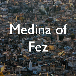 The city as labyrinth: the medina of Fez