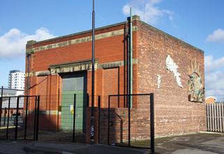 Substation, East Union Street, Old Trafford