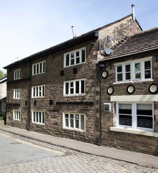 Gun Inn, Wedneshough, Hollingworth, Tameside