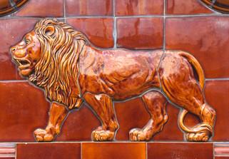 White Lion, Market Place, Hyde