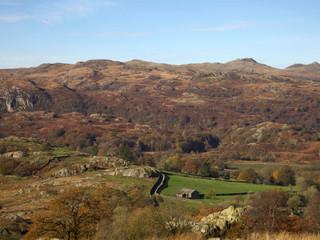 Duddon valley, Lake District