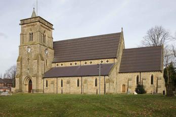 St Paul's Church, Manchester Road, Walkden, Salford