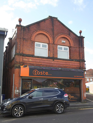 Bolton Co-operative Society building, High Street, Bolton