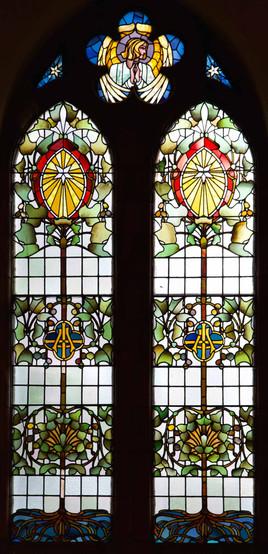 Didsbury United Reformed Church, Palatine Road, West Didsbury