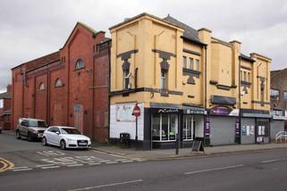 Palace cinema, Market Street, Hindley