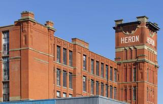 Heron Mill, Mill Gate, Hollins, Oldham